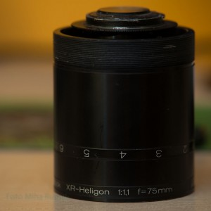 Rodenstock Heligon 75mm f1.1